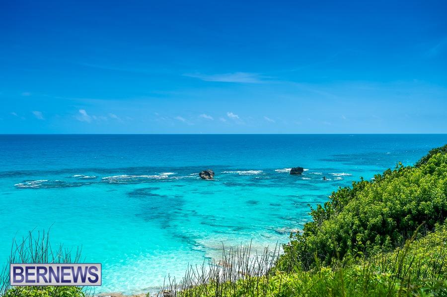 485 - Stunning south shore Bermuda summer views