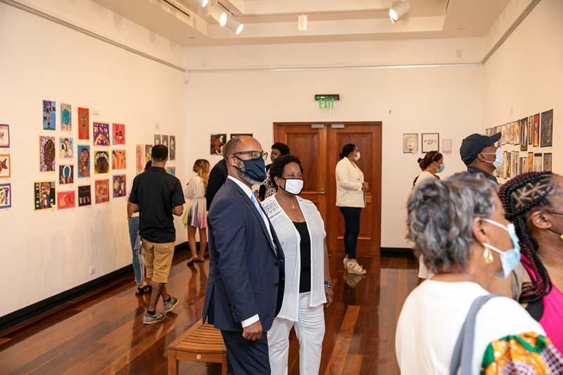 5th Mirrors Art & Digital Competition Bermuda July 2021 3