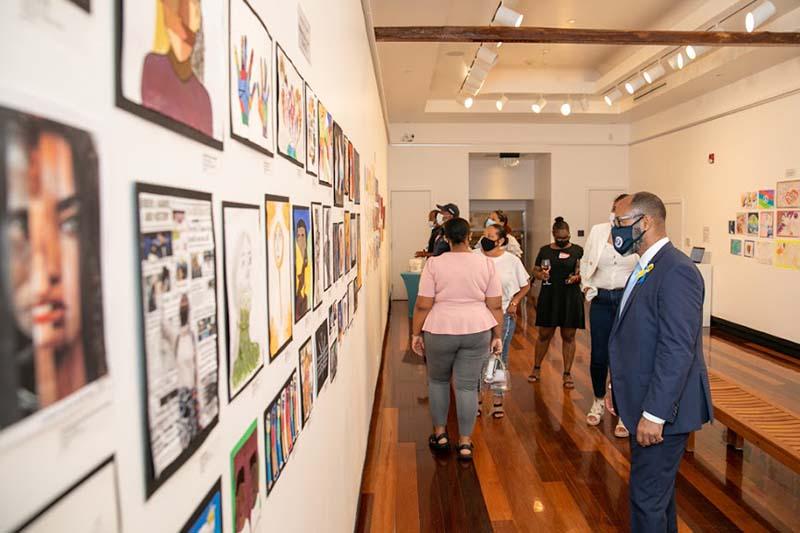 5th Mirrors Art & Digital Competition Bermuda July 2021 4