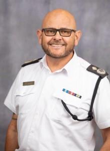 ACOP Martin Weekes Bermuda July 2021