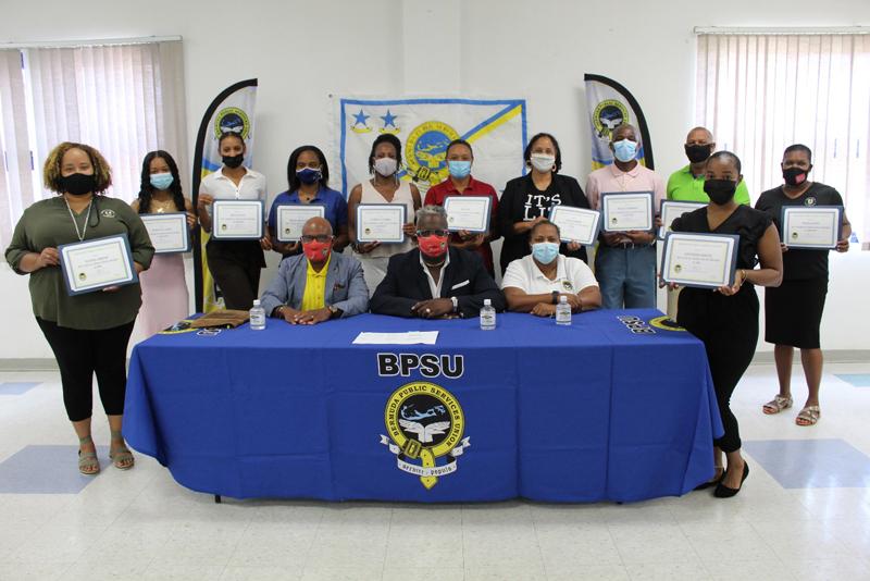 BPSU Education Awards Bermuda July 2021