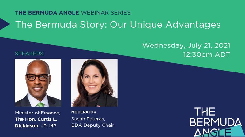 Bermuda Angle Webinar Series July 2021