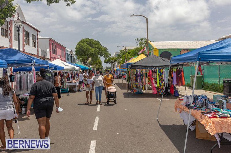 Bermuda Court Street Market July 25 2021 photos DF (12)