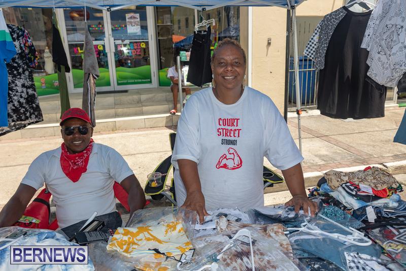 Bermuda Court Street Market July 25 2021 photos DF (23)