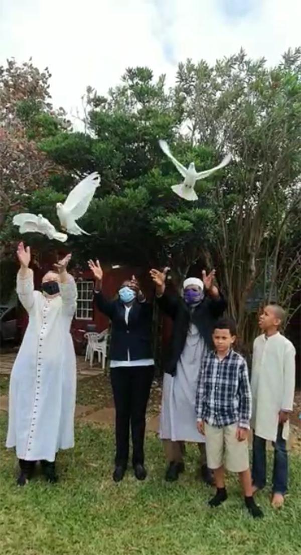 Bermuda Islamic Cultural Center Spark4Humanity July 2021 1