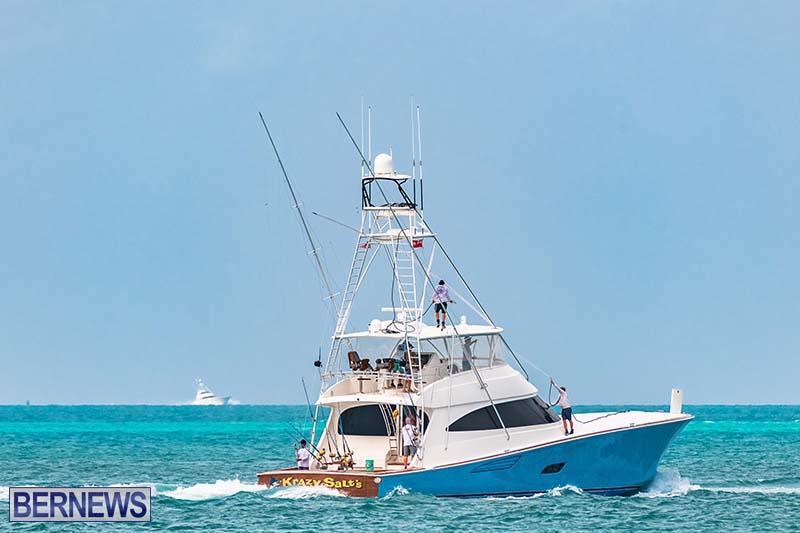 Bermuda Triple Crown Fishing Boats July 2021 12