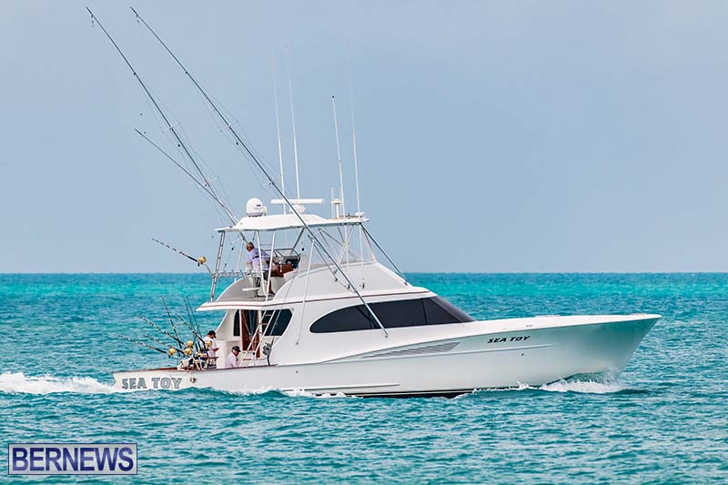Bermuda Triple Crown Fishing Boats July 2021 15