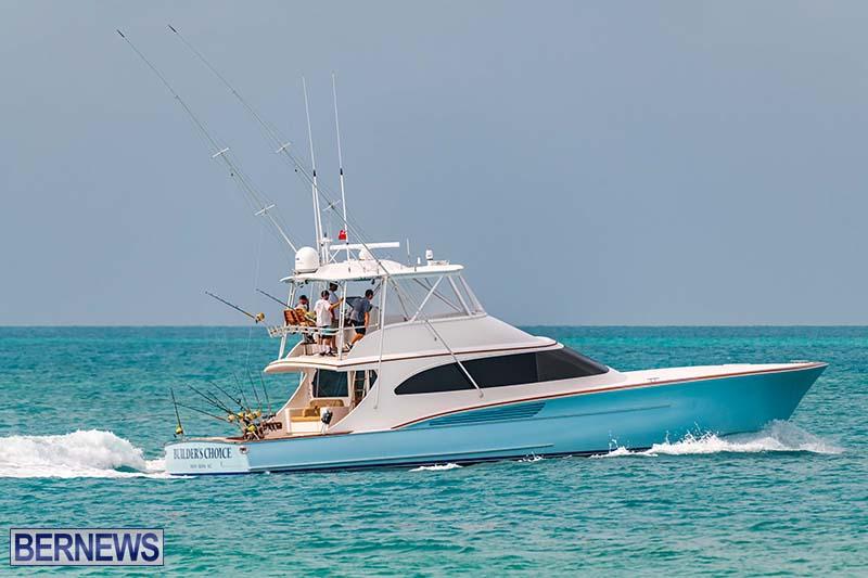 Bermuda Triple Crown Fishing Boats July 2021 2