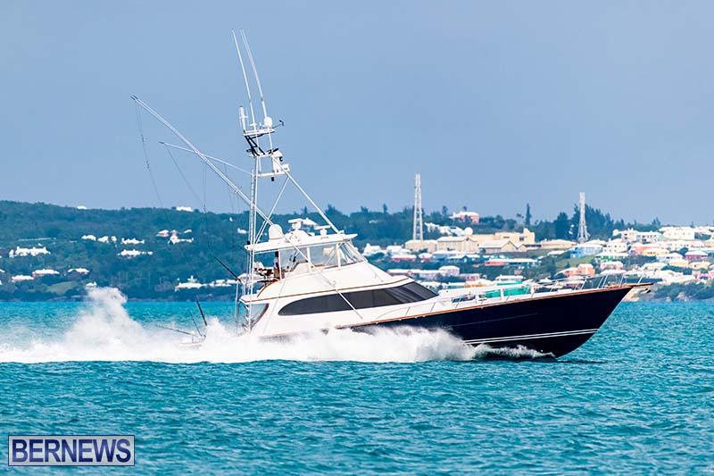 Bermuda Triple Crown Fishing Boats July 2021 42