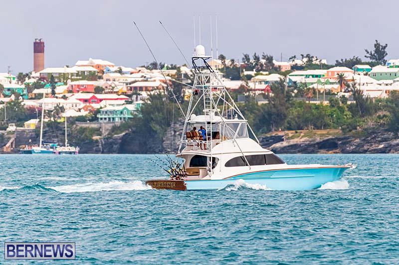 Bermuda Triple Crown Fishing Boats July 2021 44