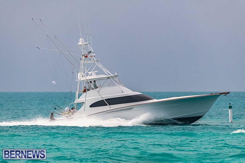 Bermuda Triple Crown Fishing Boats July 2021 5