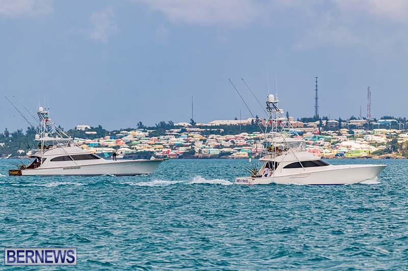 Bermuda Triple Crown Fishing Boats July 2021 57