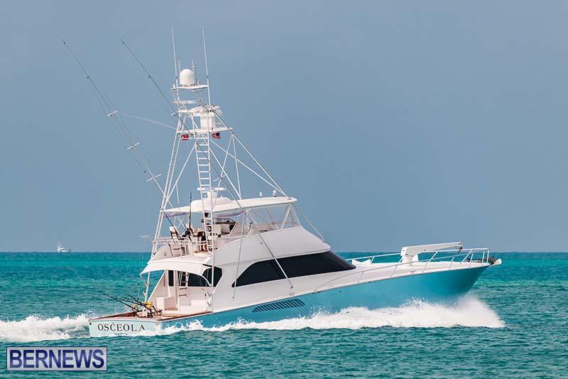 Bermuda Triple Crown Fishing Boats July 2021 8