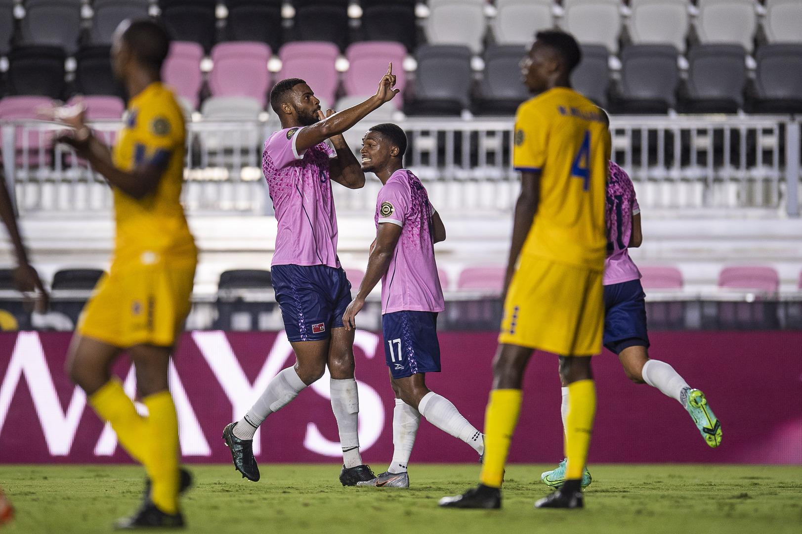 Bermuda vs Barbados football 2021 Concacaf photos (2)