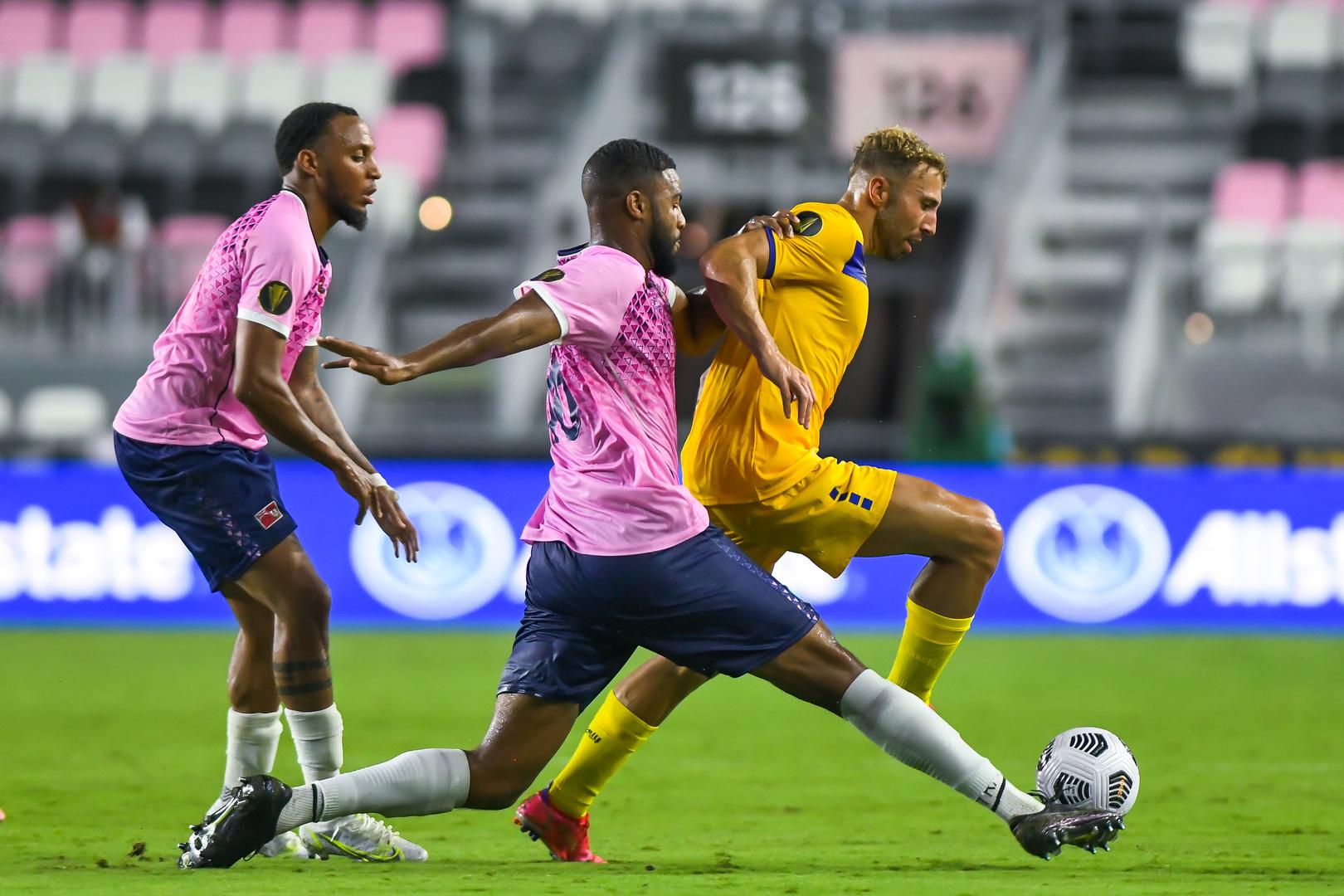 Bermuda vs Barbados football 2021 Concacaf photos (9)