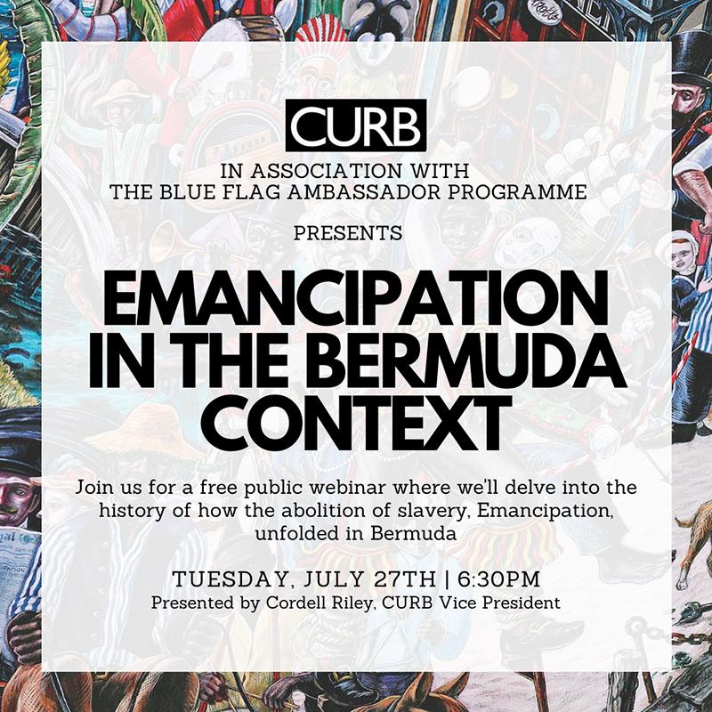 CURB Emancipation Webinar July 2021