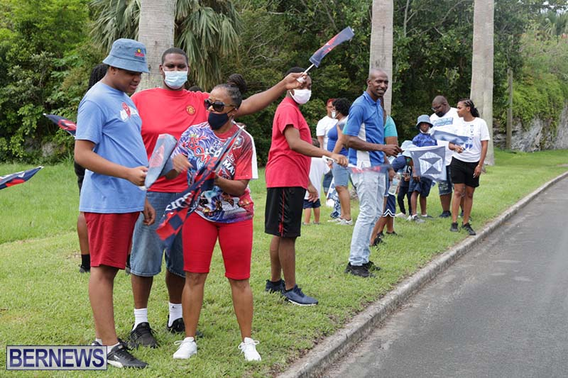 Camp Paw Paw Cup Match Greetings Bermuda July 2021 1