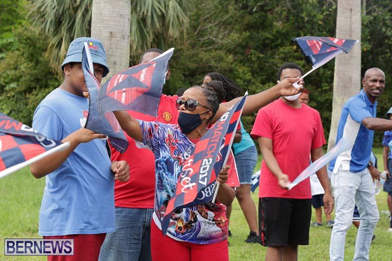Camp Paw Paw Cup Match Greetings Bermuda July 2021 7