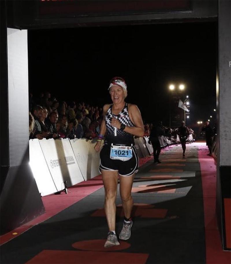Cathy Gurret Lama Bermuda July 2021