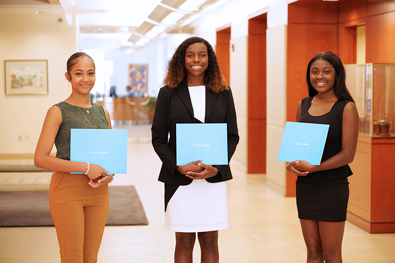 Chubb Charitable Foundation Bermuda Scholarship July 2021