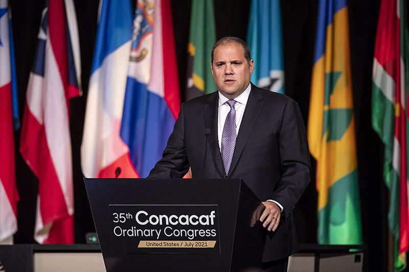 Concacaf 35th Ordinary Congress July 2021 3