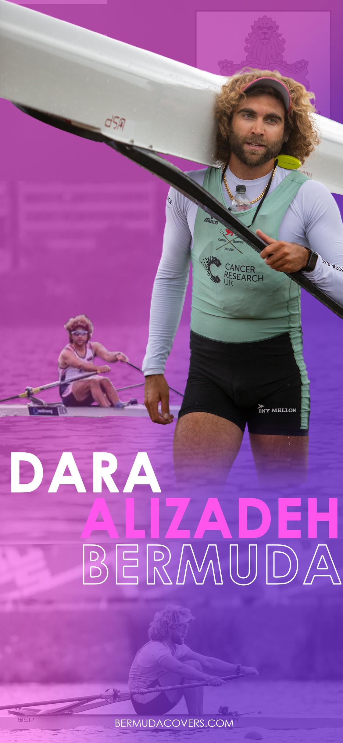 Dara Alizadeh Olympics Bermuda Bernews Mobile phone wallpaper lock screen design image photo 3cZZ