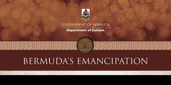 Emancipation Commemoration Bermuda July 2021