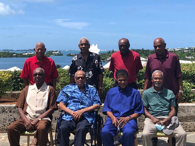 FCMPOA Luncheon Bermuda July 2021