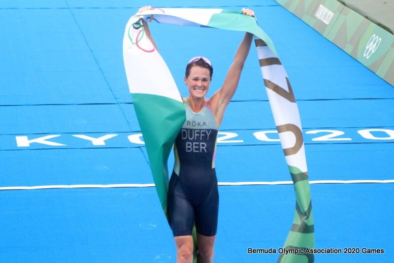 Flora Duffy Wins Gold At Olympics Bermuda July 2021 21