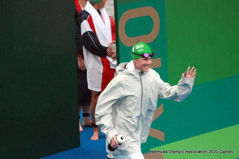 Flora Duffy Wins Gold At Olympics Bermuda July 2021 9