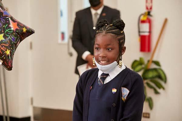 Francis Patton Primary School Graduates Bermuda July 2021 5