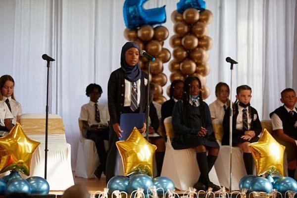 Francis Patton Primary School Graduates Bermuda July 2021 6