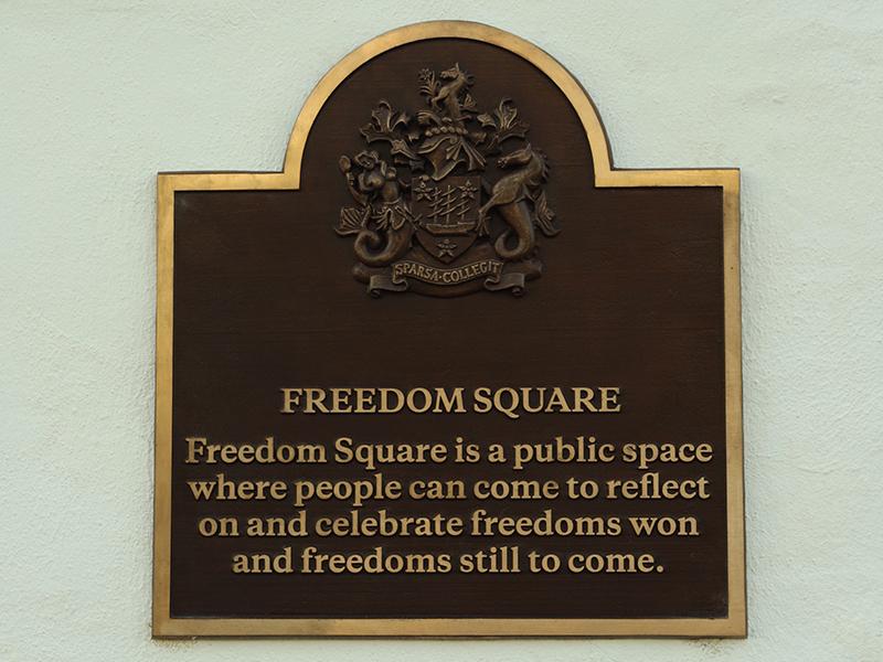 Freedom Square Bermuda July 2 2021 (3)