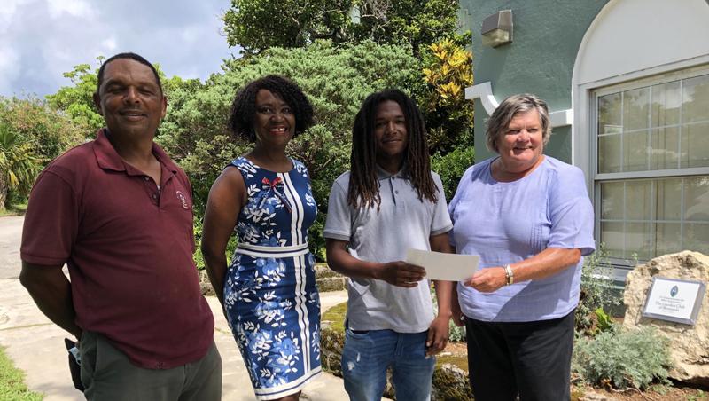 Garden Club of Bermuda Scholarship July 2021