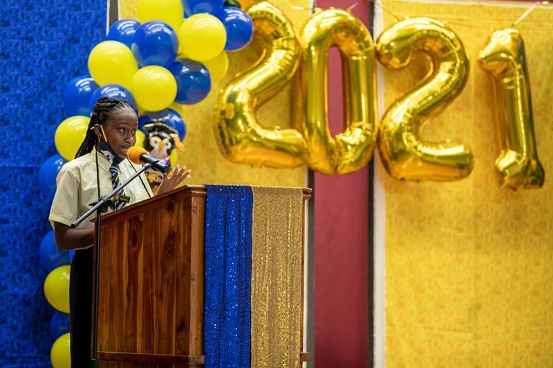 Graduating Classes Bermuda July 2021 1