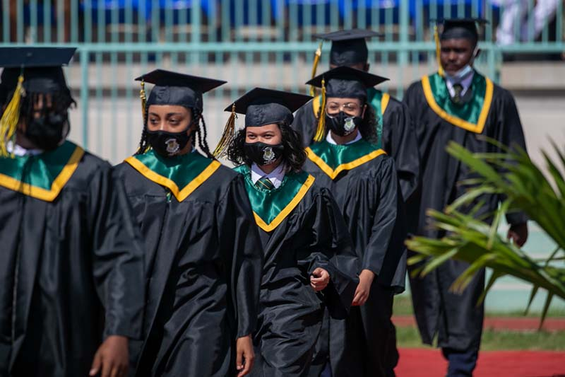 Graduating Classes Bermuda July 2021 3