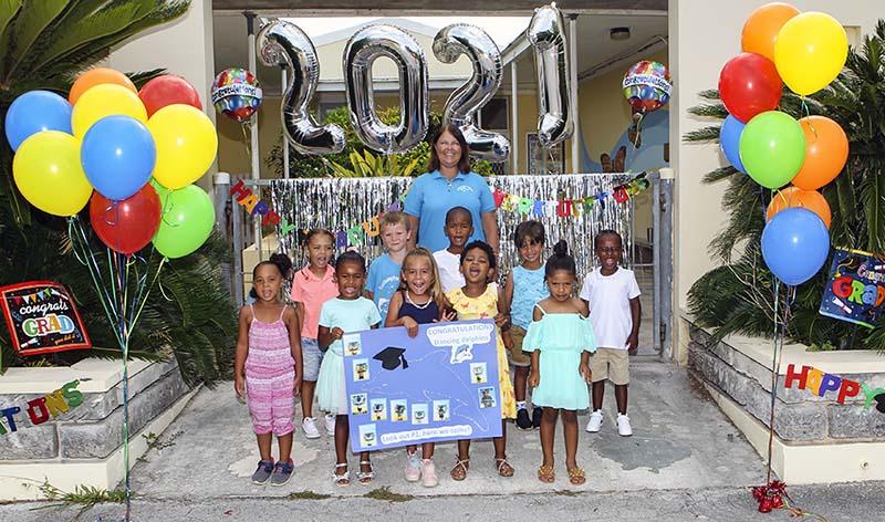 Graduating Classes Bermuda July 2021 4