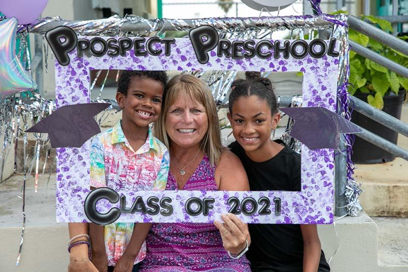 Graduating Classes Bermuda July 2021 6