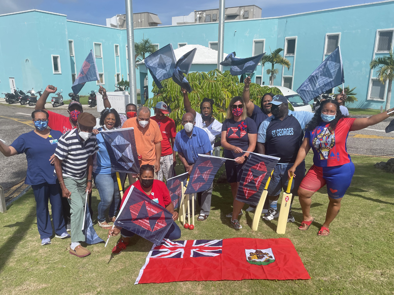HSBC MWI Cup Match Bermuda July 2021
