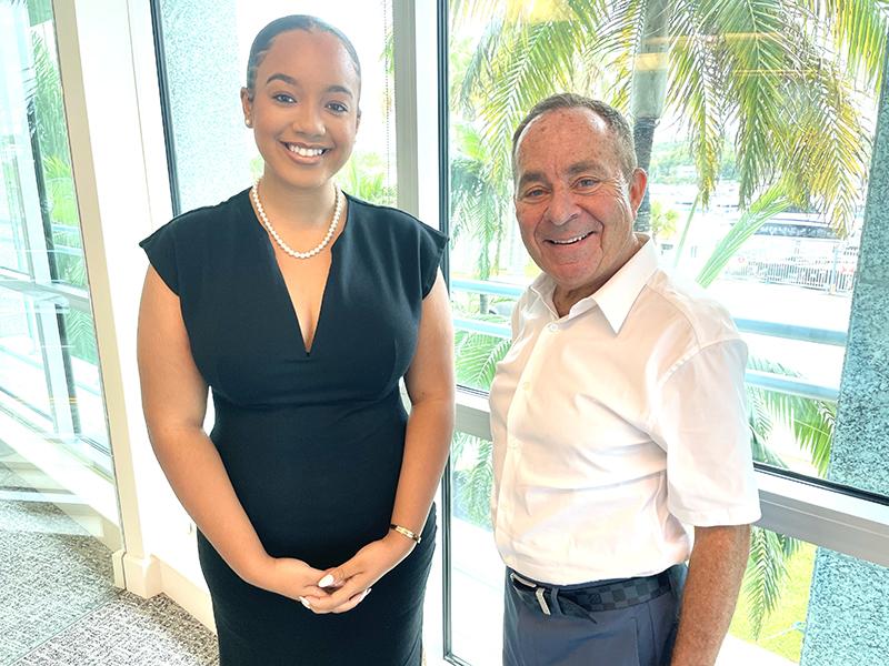 McKenzie-Kohl Tuckett Bermuda July 2021