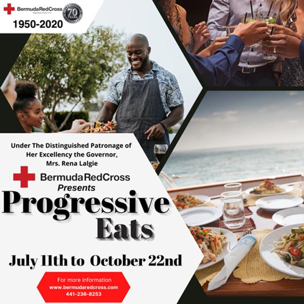 Progressive Eats Bermuda July 2021