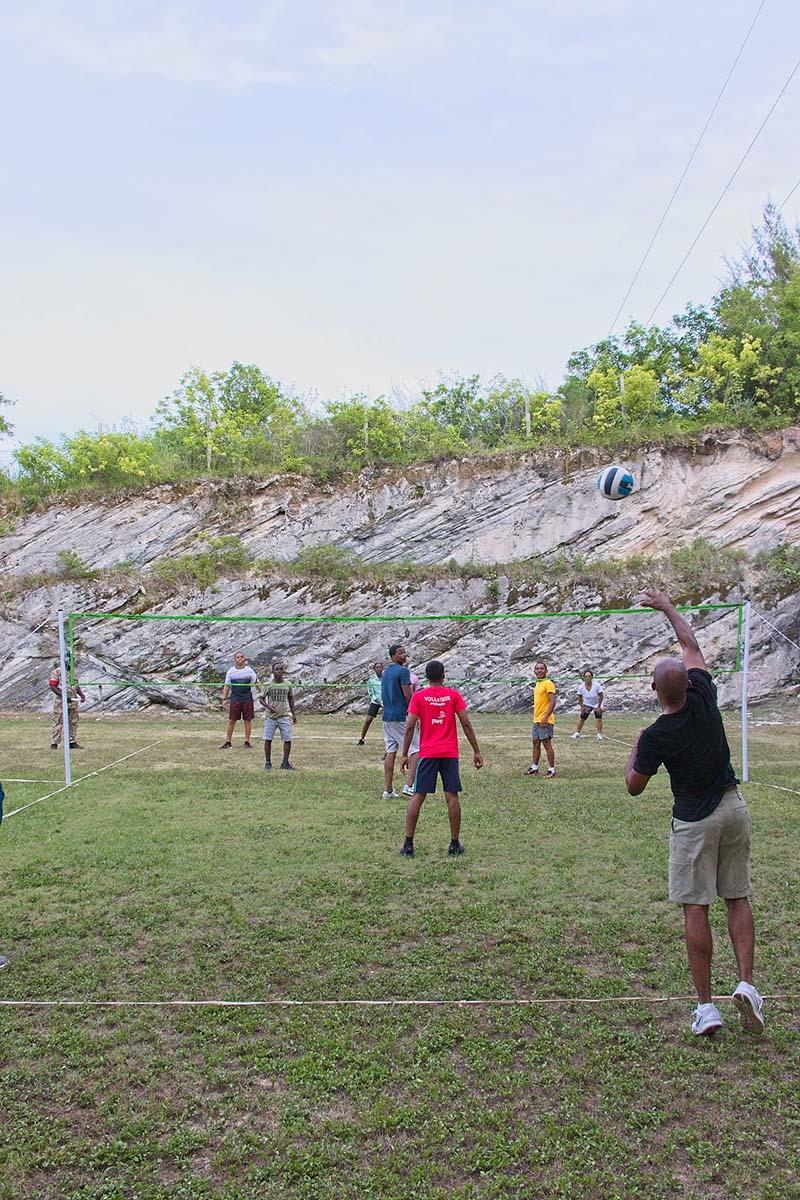 Recruit Camp Bravo 2021 sports.