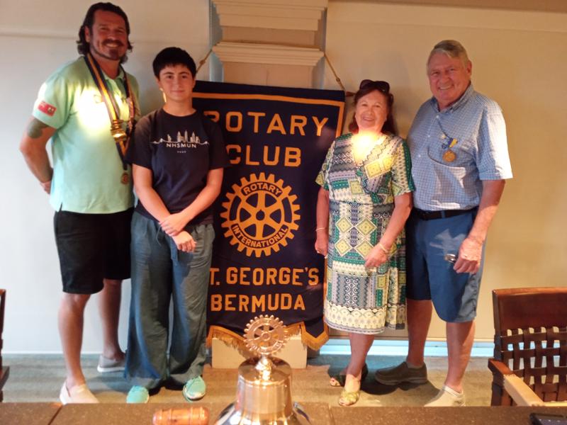 Rotary Club Bermuda July 2021 (1)