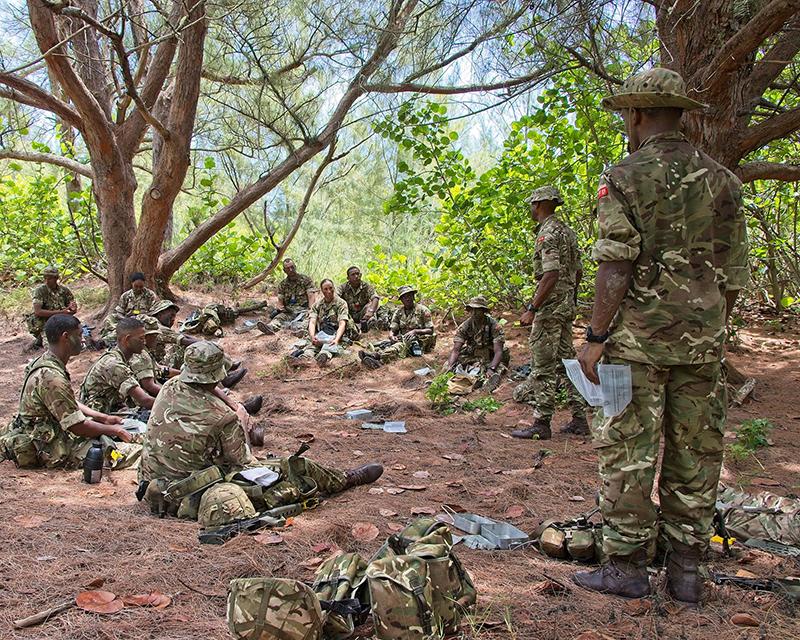 Royal Bermuda Regiment Governor July 12 2021 (2)