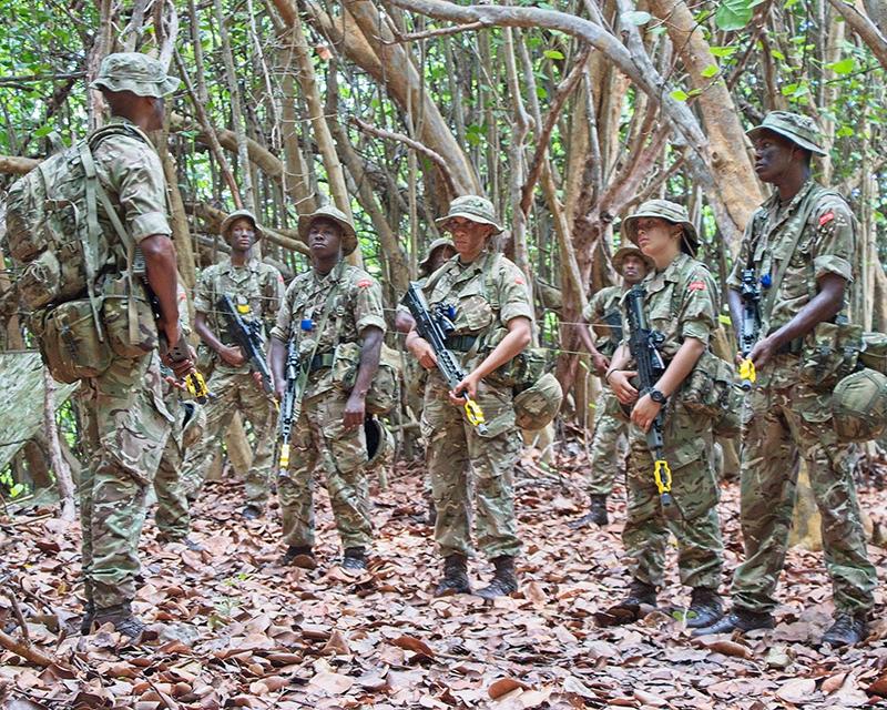 Royal Bermuda Regiment Governor July 12 2021 (4)