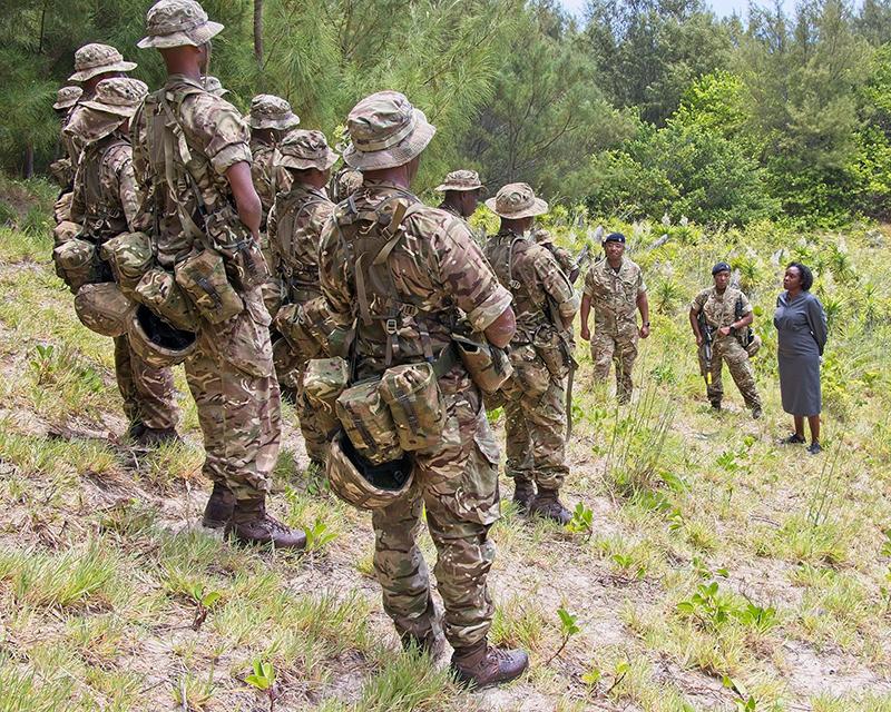 Royal Bermuda Regiment Governor July 12 2021 (6)