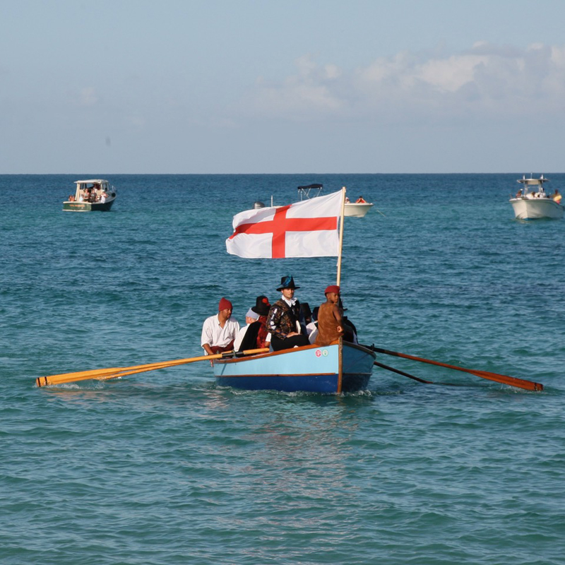 Sea Venture Landing Day Bermuda July 2021