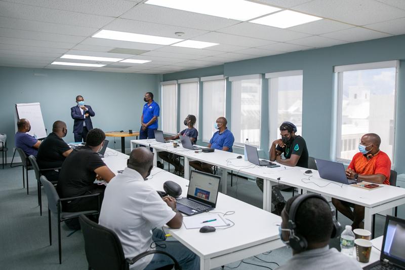 Solar Level One Training Bermuda July 2021 (1)