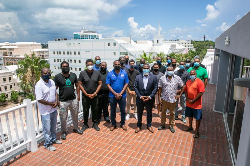 Solar Level One Training Bermuda July 2021 (3)