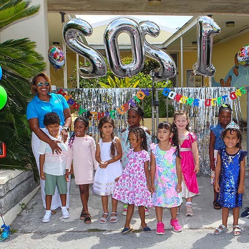 Southampton Preschool Graduates Bermuda July 2021 1